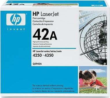 Картридж HP Q5942A