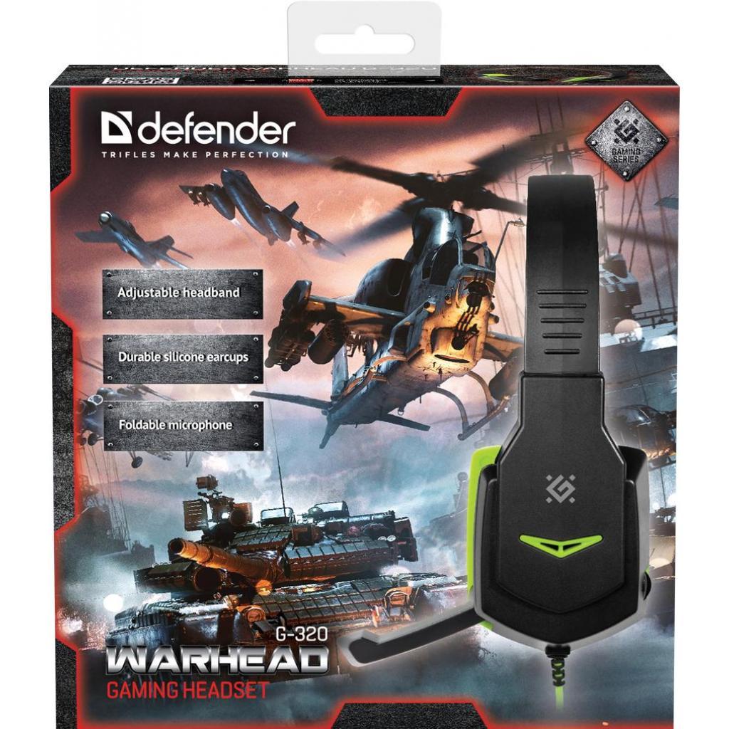 Гарнітура Defender 64032 Diawest