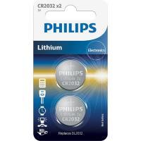 Батарейка Philips CR2032P2/01B Diawest