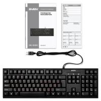 Клавіатура SVEN KB-S300 Black Diawest