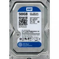 Жорсткий диск WD WD5000AZLX_ Diawest