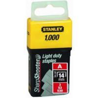 Скобы для степлера Stanley 1-TRA209T Diawest