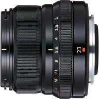 Об'єктив Fujifilm XF 23mm F2.0 Black (16523169) Diawest