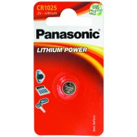 Батарейка Panasonic CR-1025EL/1B