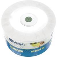 Диск CD MyMedia CD-R 700MB 52X Wrap Printable 50шт (69203) Diawest
