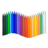 Олівці кольорові ЛУЧ 290110 Diawest