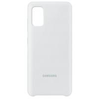 Чохол до моб. телефона Samsung Silicone Cover Galaxy A41 (A415) White (EF-PA415TWEGRU) Diawest