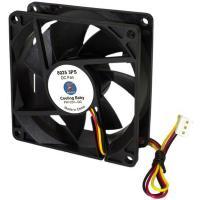 Вентілятор для корпусів, кулерів Cooling Baby 8025 3PS Diawest