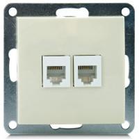 Телефонна розетка SVEN SE-60034-C cream (7100016)