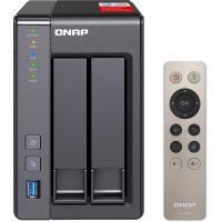 Сетевой накопитель (NAS) Qnap TS-251+-2G Diawest