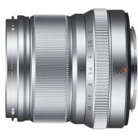 Об'єктив Fujifilm XF 50mm F2.0 R WR Silver (16536623) Diawest