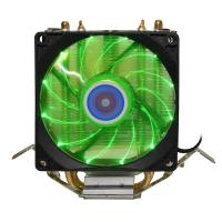 Кулеры и радиаторы Cooling Baby R90 GREEN LED
