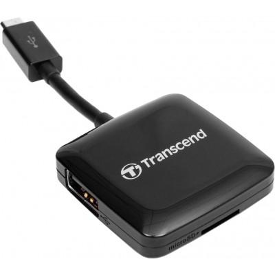 Зчитувач флеш-карт Transcend TS-RDP9K Diawest