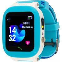 Розумний годинник AmiGo GO004 Splashproof Camera+LED Blue