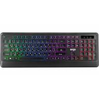 Клавіатура Ergo KB-635 USB Black (KB-635)