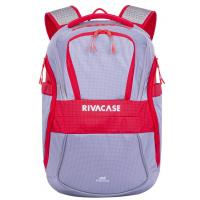 Рюкзак для ноутбука Rivacase 5225Grey/red Diawest