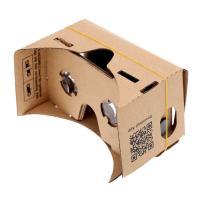 Окуляри віртуальної реальності I Am Cardboard 3D (картон) (V2-CCB-Box) Diawest