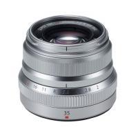 Об'єктив Fujifilm XF 35mm F2.0 Silver (16481880) Diawest