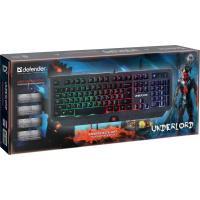 Клавіатура Defender 45340 Diawest