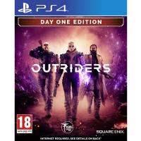 Игра SONY Outriders Day One Edition [Blu-Ray диск] PS4 (SOUTR4RU02) Diawest