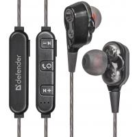 Навушники Defender FreeMotion B640 Bluetooth Black (63641) Diawest
