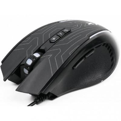 Миша A4Tech X87 Oscar Neon Black USB Diawest