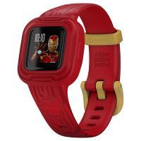 Фітнес браслет Garmin vivofit jr3, Marvel Iron Man (010-02441-11) Diawest