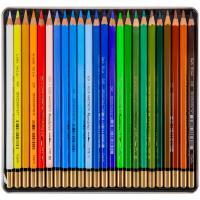 Олівці кольорові Koh-i-Noor Mondeluz Landscape акварел. 24 кольорів (3724024013) Diawest