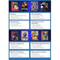 Ігрова консоль Retro Genesis 16 bit HD Ultra (225 ігор, 2 бездротових (ConSkDn73) Diawest