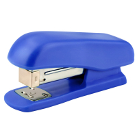 Степлер Axent №24/6 20 арк Standard пласт. синій (4223-02-A) Diawest