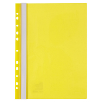 Папка-швидкозшивач Axent А4 з перфорацією 120/150 мкм Жовта (1318-26-A) Diawest