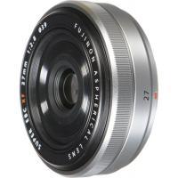 Об'єктив Fujifilm XF 27mm F2.8 Silver (16537718) Diawest