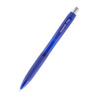 Ручка шариковая Axent City автоматическая Синяя 0.5 мм (AB1082-02-A) Diawest