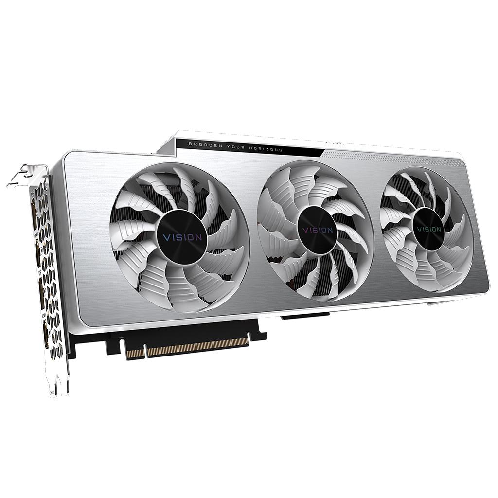 Відеокарта Gigabyte GeForce RTX3070Ti 8Gb VISION OC (GV-N307TVISION OC-8GD 1.0) Diawest