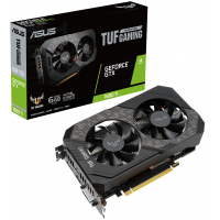 Видеокарта ASUS GeForce GTX1660 Ti 6144Mb TUF EVO GAMING (TUF-GTX1660TI-6G-EVO-GAMING)