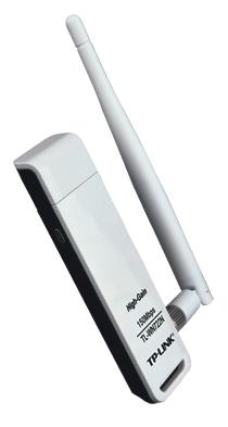 Бездротовий мережний адаптер TP-LINK TL-WN722N Diawest
