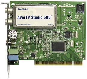 TV-тюнер AVerMedia AverTV Studio 505