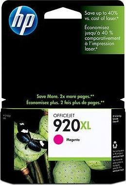 Картридж HP DJ No.920XL OJ 6500 magenta (CD973AE) Diawest