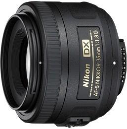 Объектив Nikon Nikkor AF-S 35mm f/1.8G DX (JAA132DA) Diawest
