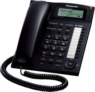 Телефон Panasonic KX-TS2388UAB Diawest