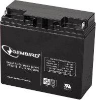 Аккумулятор для ИБП Gembird 12В 17 Ач (BAT-12V17AH/4) Diawest