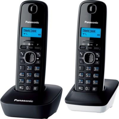 Телефон беспроводной Panasonic KX-TG1612UAH