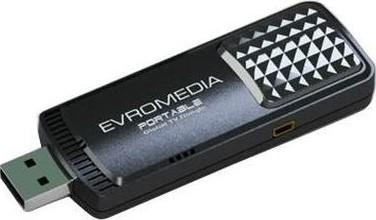 TV-тюнер Evromedia USB Hybrid Volar HD