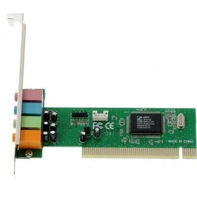 Звуковая карта внутренняя;  количество каналов: 4.0;  интерфейс: PCI;  разрядность ЦАП, бит: 16;  максимальная частота ЦАП (стерео), кГц: 48 Diawest