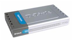 Комутатор D-Link DGS-1005D