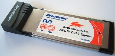 TV-тюнер AVerMedia AVerTV DVB-T Express Diawest