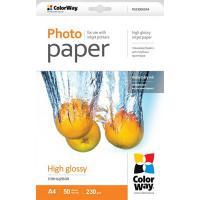 Бумага для принтера/копира ColorWay A4 (PG230050A4)