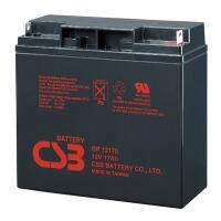 Аккумулятор для ИБП CSB Battery 12В 17 Ач (GP12170B1/ В3)