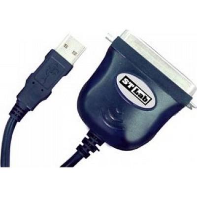 Контролер/конвертор STLab USB to LPT (U-191)