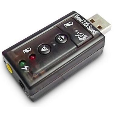 Звукова карта Dynamode USB-SOUNDCARD7